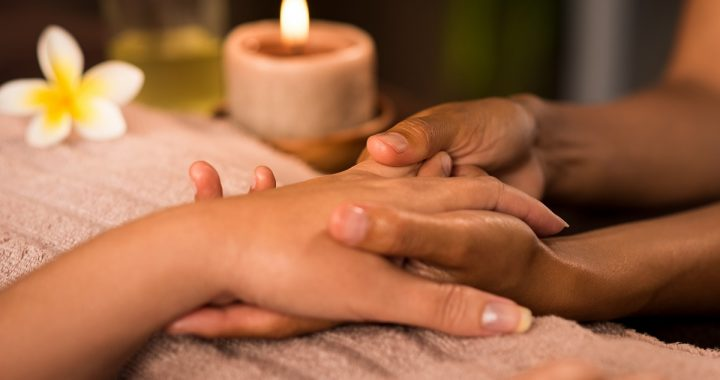 Finger Anatomy and Massage Lidcombe